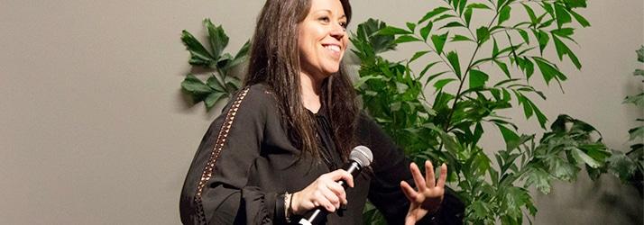 Chiropractor Chelsea MI Lisa Olszewski Public Speaking