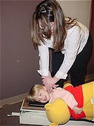 Chiropractic Chelsea MI Pediatric NUCCA