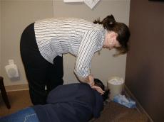 Chiropractic Chelsea MI NUCCA Care